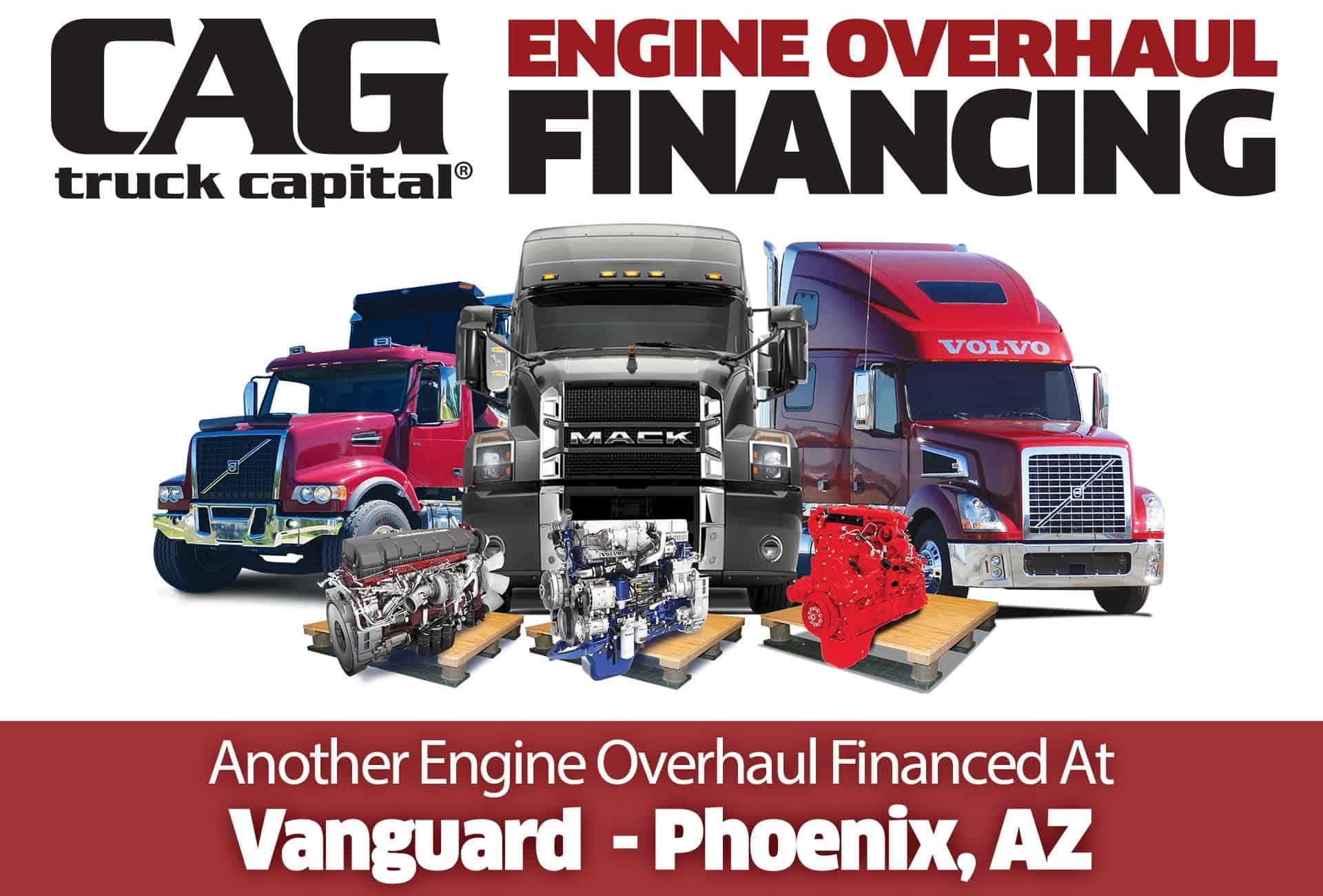 Vanguard Truck Service Center Phoenix AZ