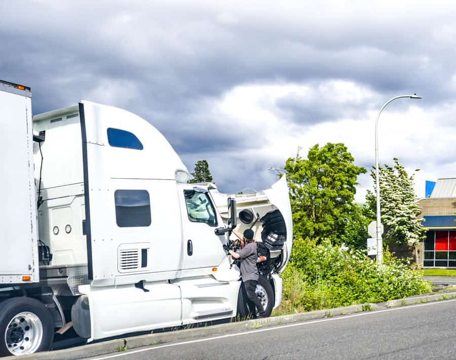 Trucking Start Up Tips Break Down Protection